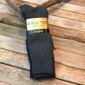 Gold Toe Men's Socks Size 10-13